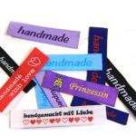etiketten für selbstgemachtes