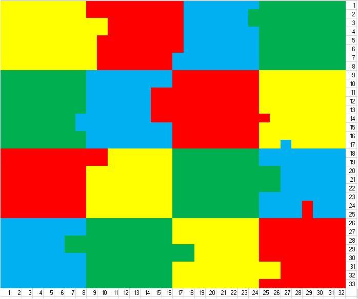 Kostenlose Anleitung Topflappen Puzzle Häkeln Der Namensbaender