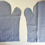 Innenfutter Handschuh-topfhandschuhe-naehen