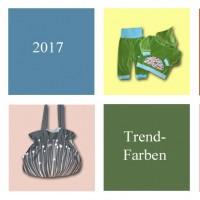 Trendfarben 2017: Natürliche Farben kommen ins Spiel