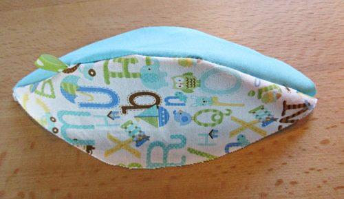 Kostenlose Anleitung Babyball In Patchwork Nähen Der