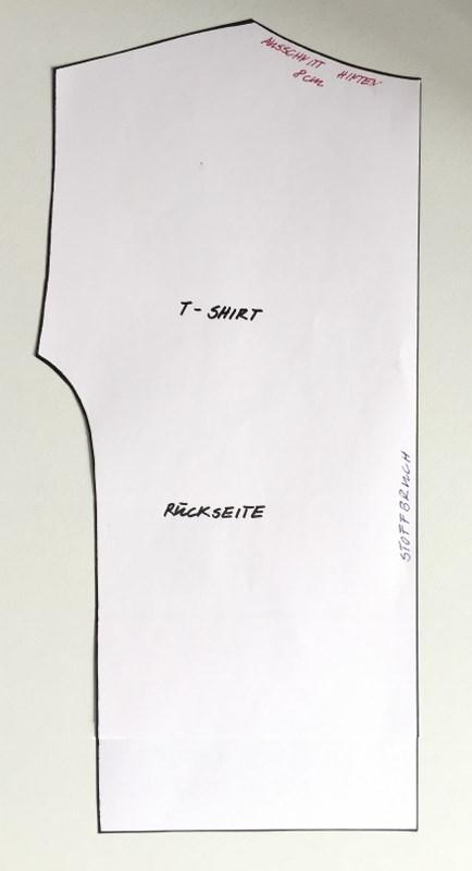 Kostenlose Anleitung Kinder T Shirt Nähen Der Namensbaenderde