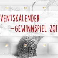 Adventskalender-Gewinnspiel 2017