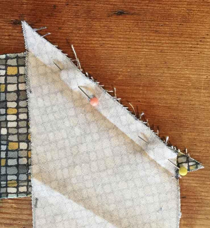 Kostenlose Anleitung: Krawatte nähen   Der namensbaender.de Kreativ-Blog