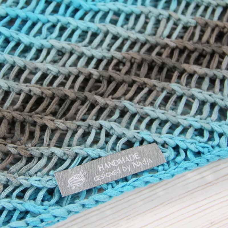 Kostenlose Anleitung: Loopschal für Damen stricken | Der ...