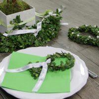 Tischdekoration: Ideen zur Kommunion