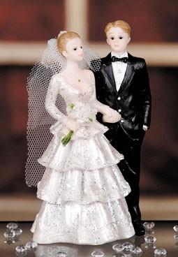 Hochzeitspaar klein - Angebot, Brautpaar