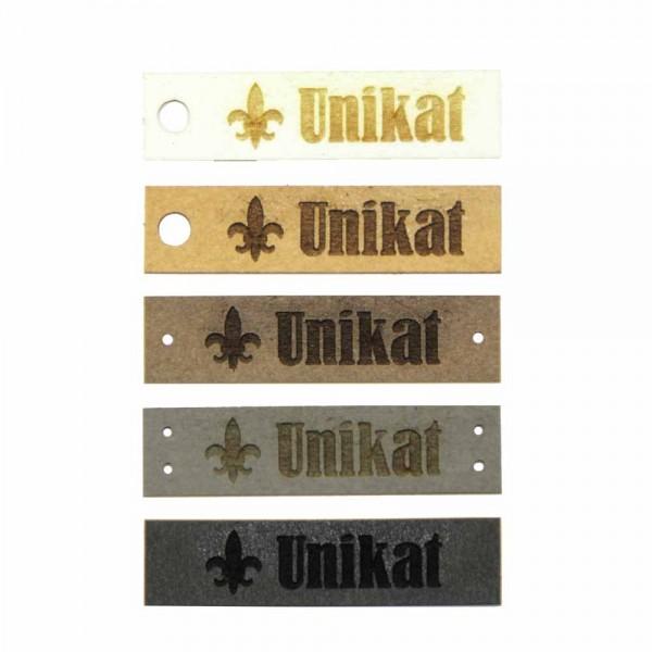 "SnapPapp-Etiketten ""Unikat"", 1 x 4 cm, Label"