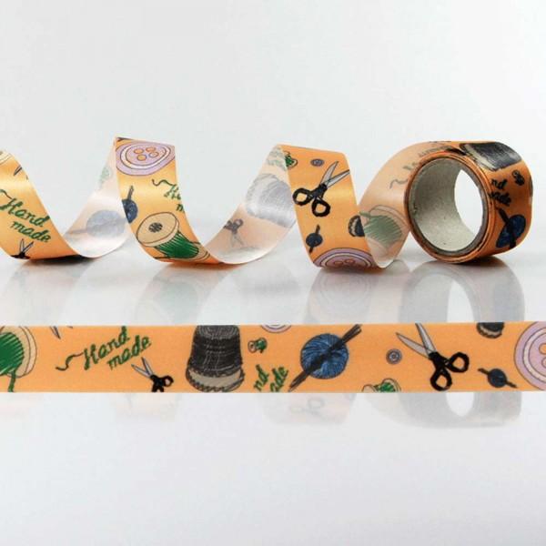 Satin-Geschenkband Handmade 4