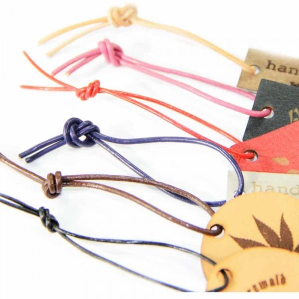 Lederschnur-lederband-hangtags