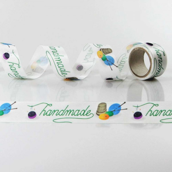 Gift Ribbon with design Handmade 3
