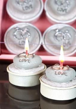 """Teelichter """"Love"""" - Angebot"""