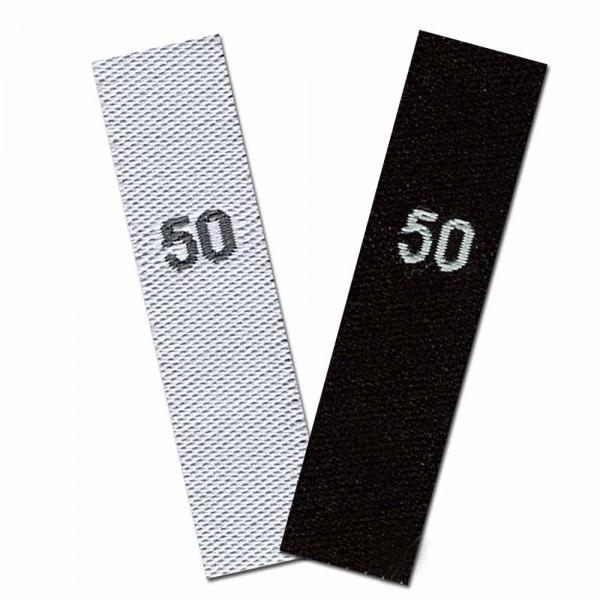 Fix&Fertig - size labels 50