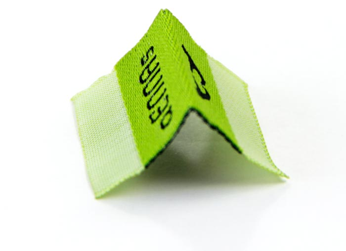 Label mit eigenem Logo, Textiletiketten