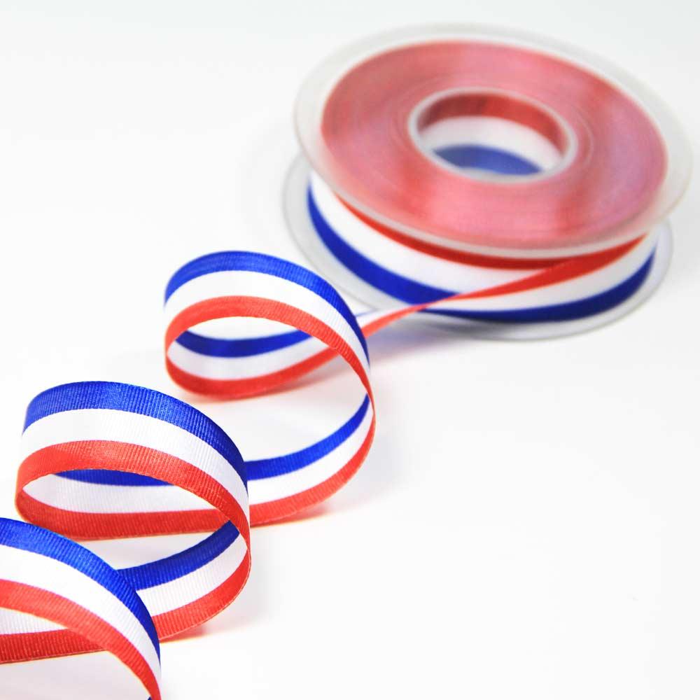 Nationalband / Vereinsband Blau-weiß-rot Für Frankreich