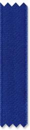 Satin-Geschenkband blau, Dekoband