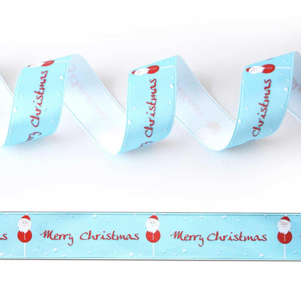 satin geschenkband merry christmas im fotorealistischen. Black Bedroom Furniture Sets. Home Design Ideas