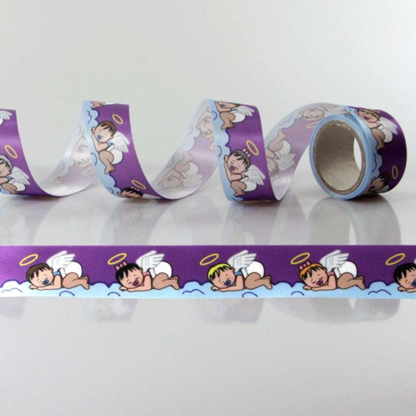 Gift Ribbon with design Baptism
