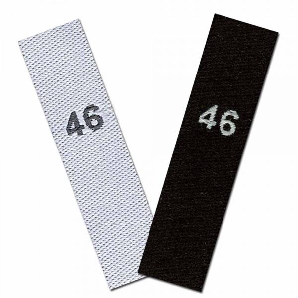 Fix&Fertig - size labels 46
