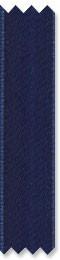 Satin-Geschenkband dunkelblau, Dekoband
