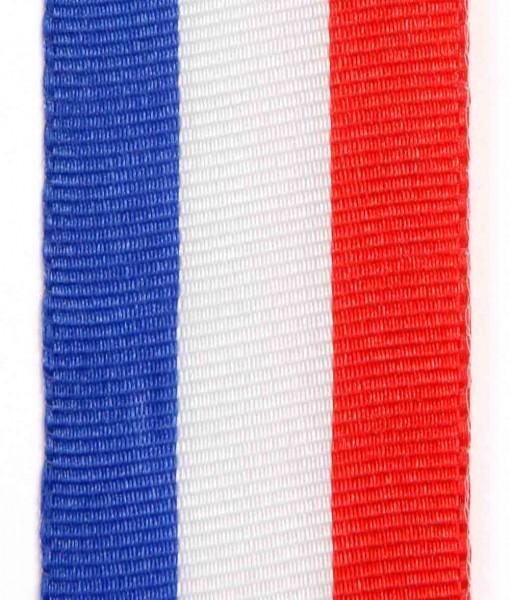 Nationalband blau-weiß-rot, Vereinsband