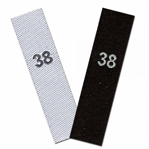 Fix&Fertig - size labels 38