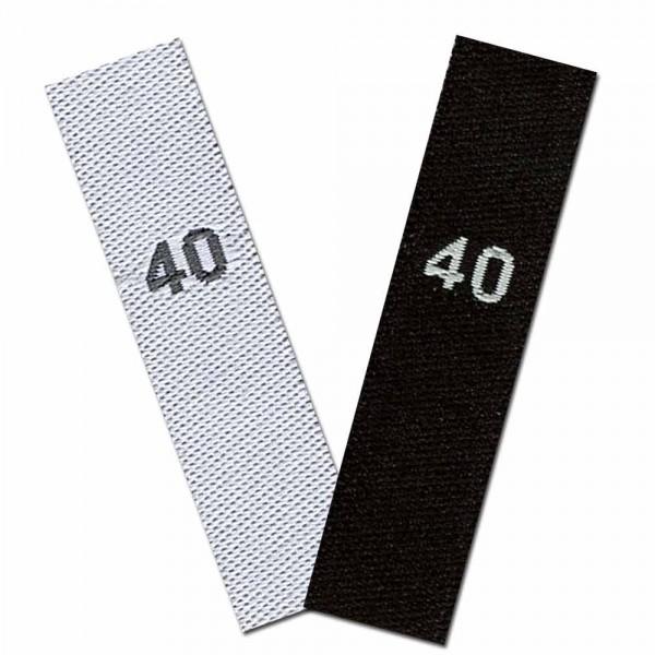 Fix&Fertig - size labels 40
