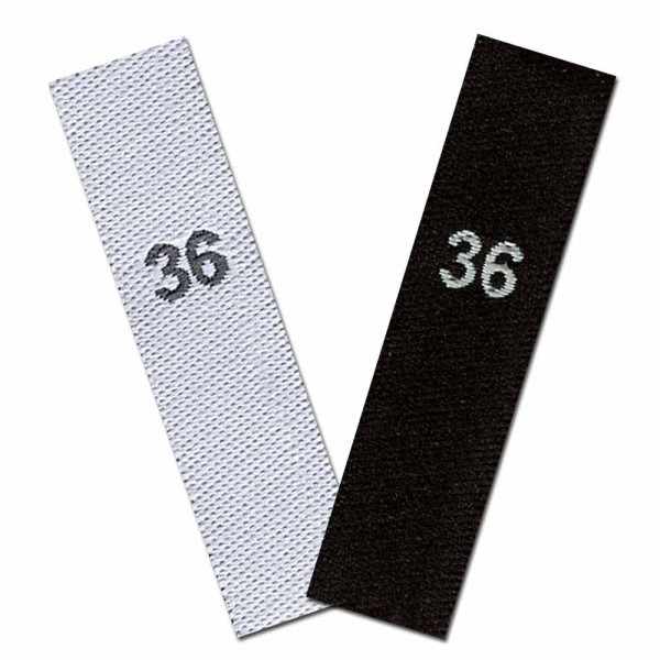 Fix&Fertig - size labels 36